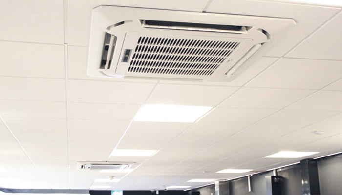 Air conditioning in any commercial setting